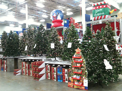 christmas in october - Lowes Christmas Decorations