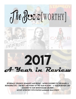 Buzzworthy Year in Review 2017
