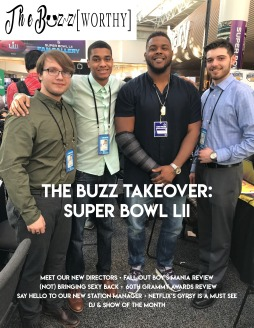 March 2018 Buzz Cover